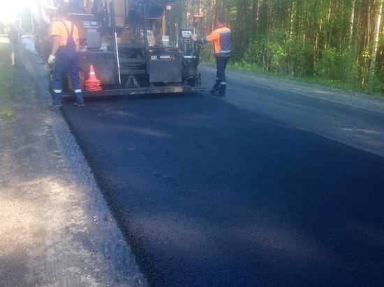 В Минтрансе рассказали, как идет ремонт дороги «Пушной-Беломорск»
