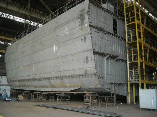 Главком ВМС Украины рассказал о«точке невозврата»