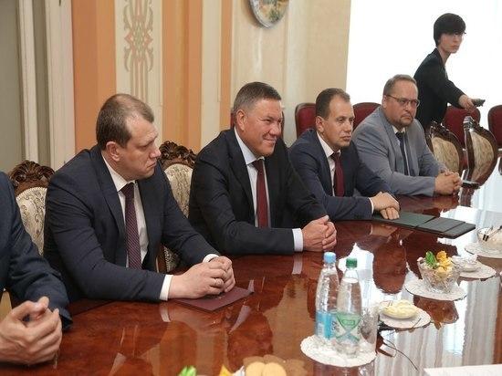 Республика Беларусь и Вологодская область отмечают 20-летие взаимовыгодного сотрудничества