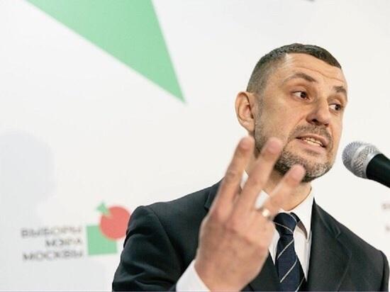 Митрохин проиграл праймериз «Яблока» поопределению кандидата вмэры столицы