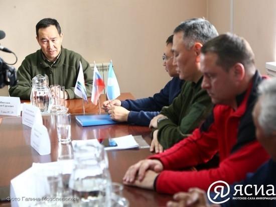 Врио Главы Якутии об итогах ликвидации паводка