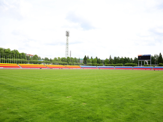 Михаил Игнатьев ознакомился с результатами реконструкции стадиона «Олимпийский»