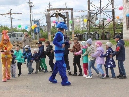 В «Ивэнерго» организовали яркий праздник для детей работников предприятия