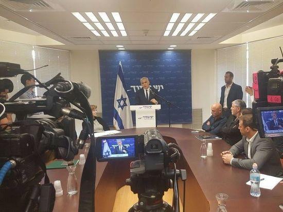 Яир Лапид резко раскритиковал правительство Нетаниягу