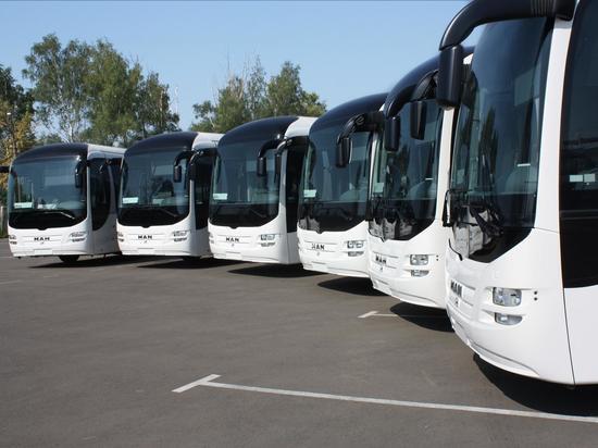 Запрещен въезд автобусов в Самару