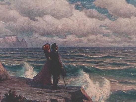 Загадка крымского путешествия Пушкина
