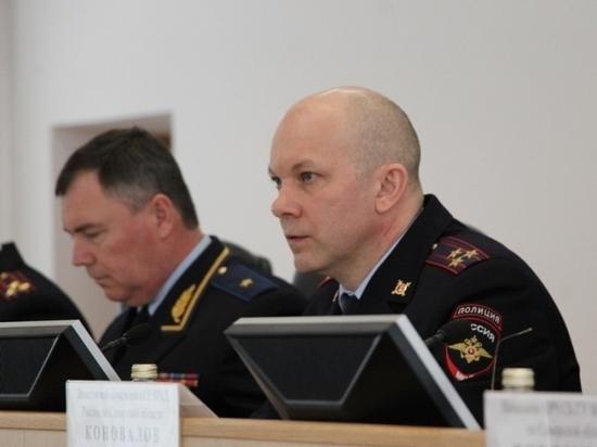 Алексей Гринь лишился должности заместителя начальника ГУ МВД по Самарской области