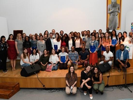 50 студентов-репатриантов получили награды за волонтерскую работу