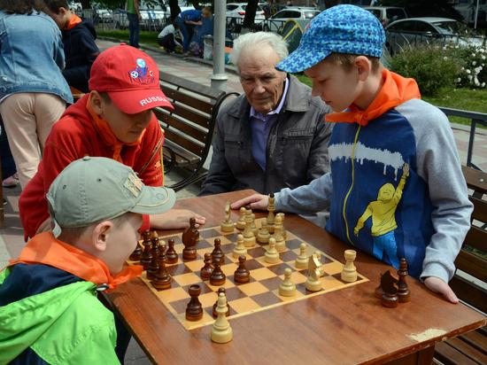 Большой праздник детства устроили юным ставропольцам