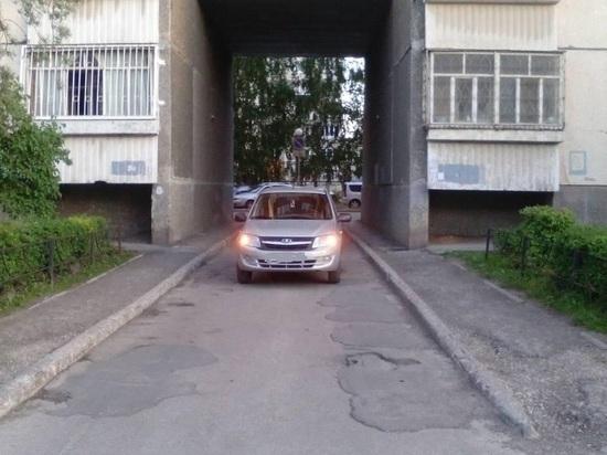 В Тольятти женщина на легковушке сбила 10-летнего мальчика