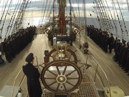 Нижегородские юнги пройдут стажировку на парусном судне «Седов»