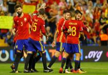 Испанцы намерены стать чемпионами в России