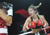 Воронежская боксерша Татьяна Зражевская готовится к бою за звание чемпионки мира