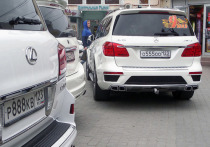 Новосибирского полицейского мучительно судят за продажу «красивых» номеров