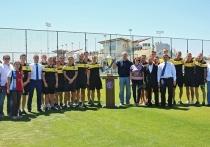 Футбол в Крыму: чемпионский финиш