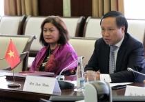 Вьетнамцы построят в Башкирии молочные комплексы