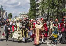 Карнавальным гладиаторам из Пивоварихи дали первое место