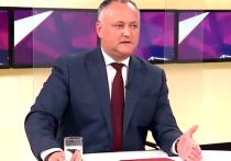 Игорь Додон: «Меня нечем шантажировать ни на Востоке, ни на Западе»