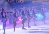 В Казахстане состоялся первый детский фестиваль массовых танцев на льду