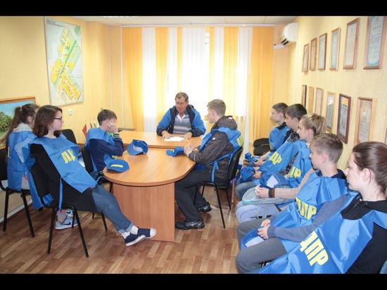 В центре Сергея Катасонова стартовала ежегодная акция по трудоустройству подростков