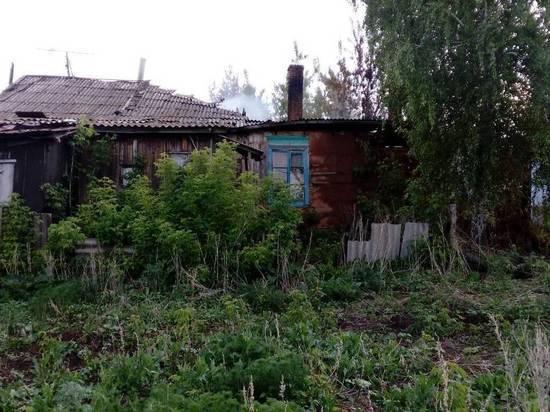 В Грачевском районе СК организовал проверку по факту гибели 2 сестер на пожаре