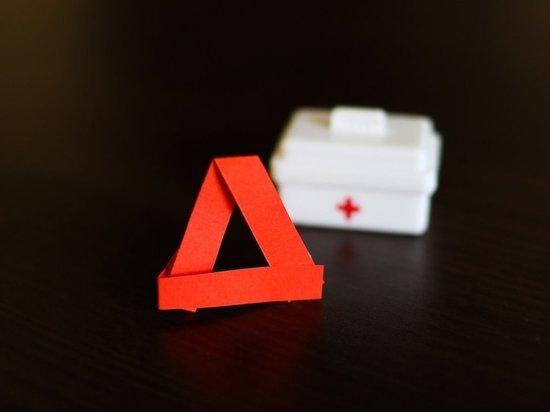 УАЗ сбил маленького ребенка в Петрозаводске