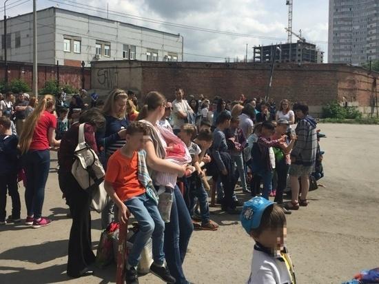 В Самаре из ТЦ «Гудок» эвакуировали людей