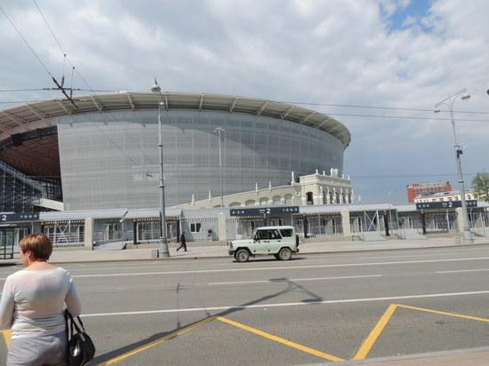 К ЧМ-2018 возле «Екатеринбург-Арены» появятся 20 электронных табло для общественного транспорта