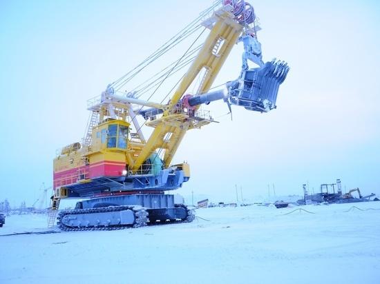 «Уралмашзавод» поставит экскаватор в Якутию