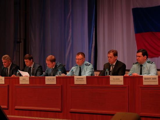 Прокурор края обсудил с кубанскими бизнесменами их проблемы