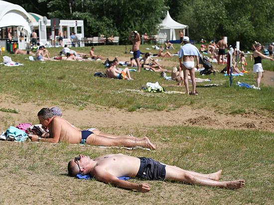 Горожанам рассказали, кто мусорит на пляжах и в столичных парках