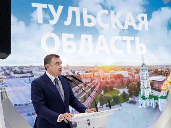 Тульская область резко укрепилась в рейтинге устойчивости