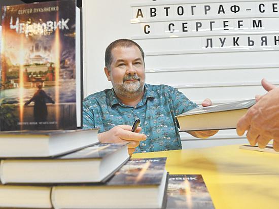 Сергей Лукьяненко: «Столица меняется в правильном направлении»