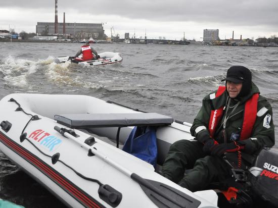 «Кругосветное» путешествие по Финскому заливу