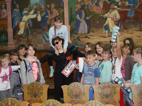 Сотрудники «Ивэнерго» провели увлекательные занятия с детьми в рамках акции «Безопасные каникулы»