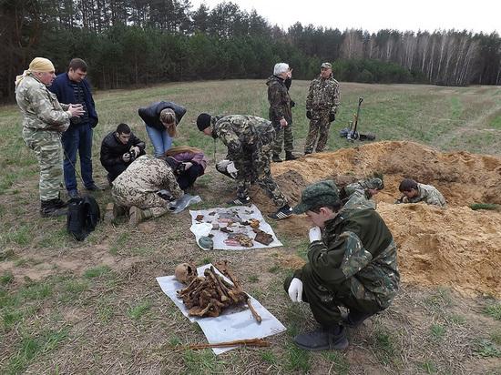Волонтеры ищут родных горьковчанина, погибшего в 1941 году в Белоруссии