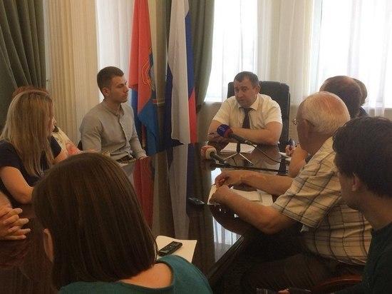 Долгострой в центре Тамбова пообещали возобновить к концу июня
