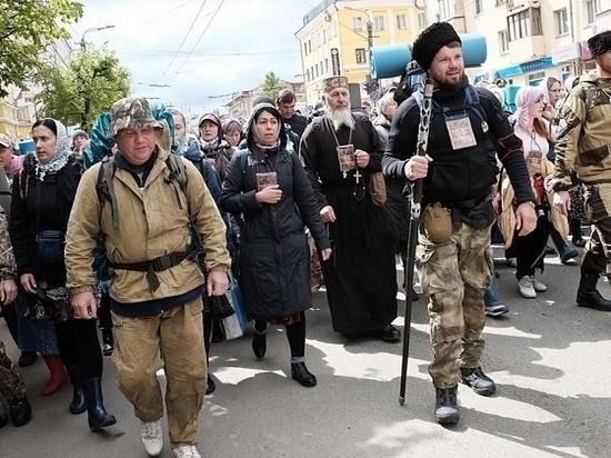 Полицейские и волонтеры отыскивают потерявшихся паломников