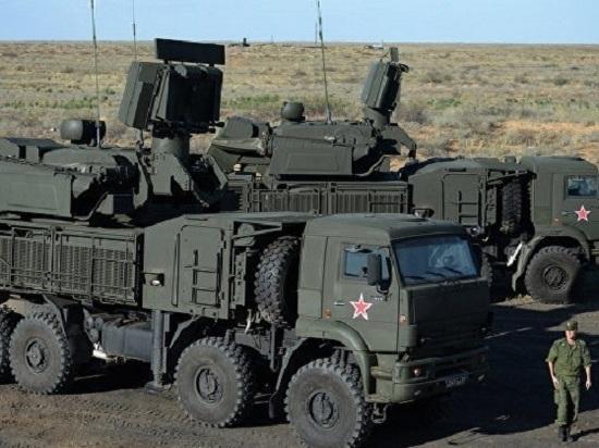 В Крыму ПВО доукомплектуют «Панцирем-С1»