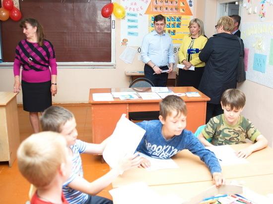 Станислав Воскресенский посетил Пестяковский район