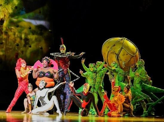 Чем живет закулисье знаменитого цирка дю Солей