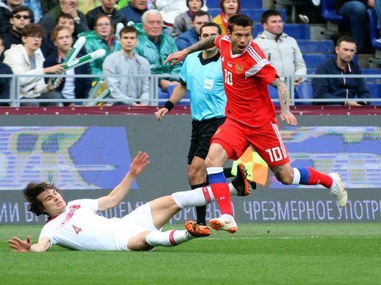Итоги матча Россия — Турция: счёт по игре, могли пропустить больше
