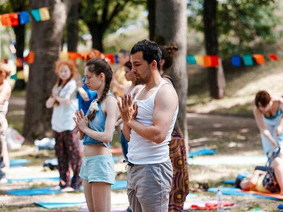 Международный фестиваль йоги пройдет в Нижегородской области 16-17 июня