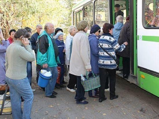 В Самаре на праздники изменили график дачных перевозок