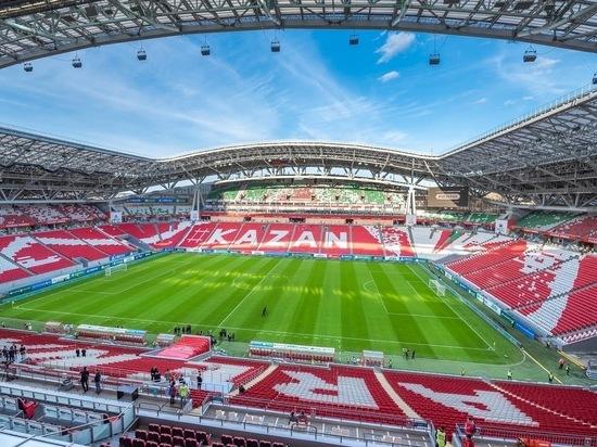В «Казань Арене» национальный музей спорта Татарстана появится после ЧМ-2018