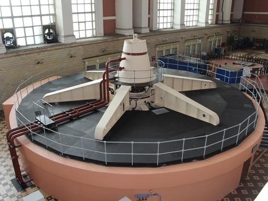 Установленная мощность Рыбинской ГЭС выросла на 10 МВт