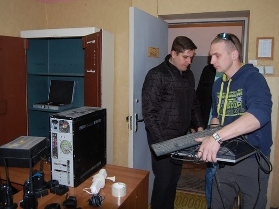Помещение под штаб предоставили поисковому отряду «Лиза Алерт» по поручению губернатора Костромской области