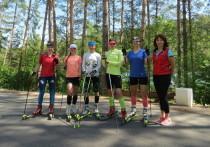 Красноярские биатлонистки — о тренировочных сборах в Белокурихе