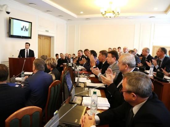 Глава Нижегородской области отчитался за 2017 год