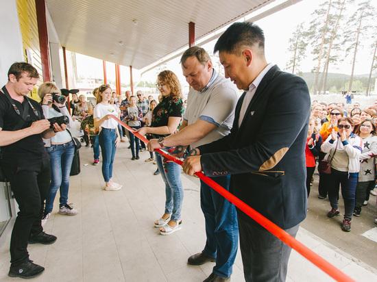 Новый строительный гипермаркет «Вегос-М» открылся в Чите